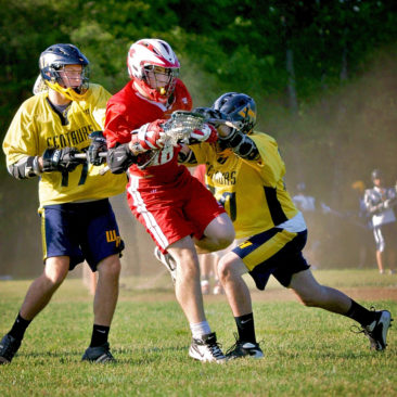 'Lacrosse Action' by Photographer Debbi Nelson. © Copyright 2016 Debbi Nelson dba Photograzia