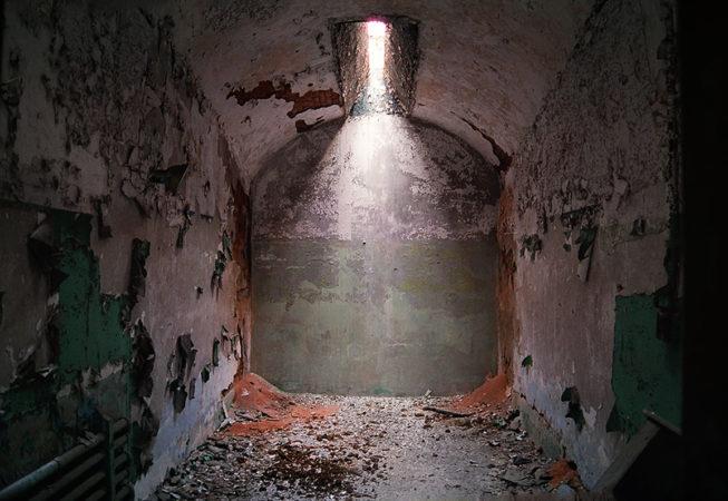 'Penitentiary' by Photographer Debbi Nelson.  © Copyright 2016 Debbi Nelson dba Photograzia