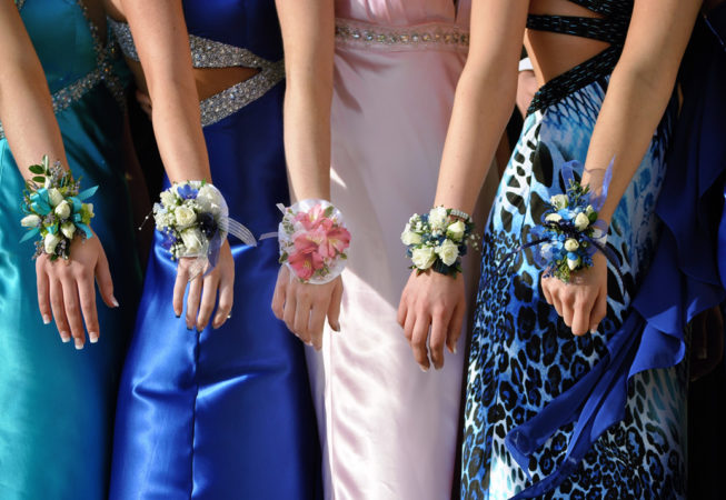 'Prom Season' by Photographer Debbi Nelson.  © Copyright 2016 Debbi Nelson dba Photograzia